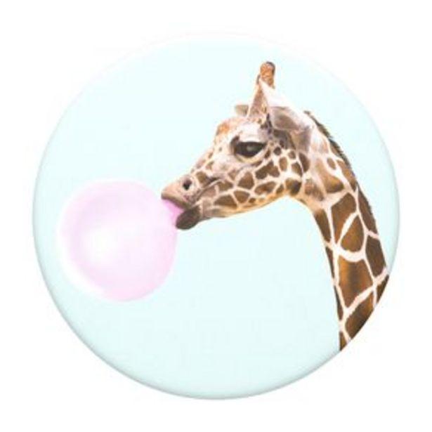 Oferta de Popsockets Sujetador Para Celular Girafa Azul por $179