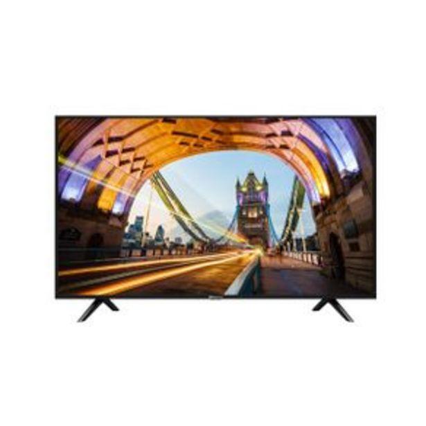 Oferta de Pantalla Smart Tv Hisense 32P HD Android 32H5500G por $5399