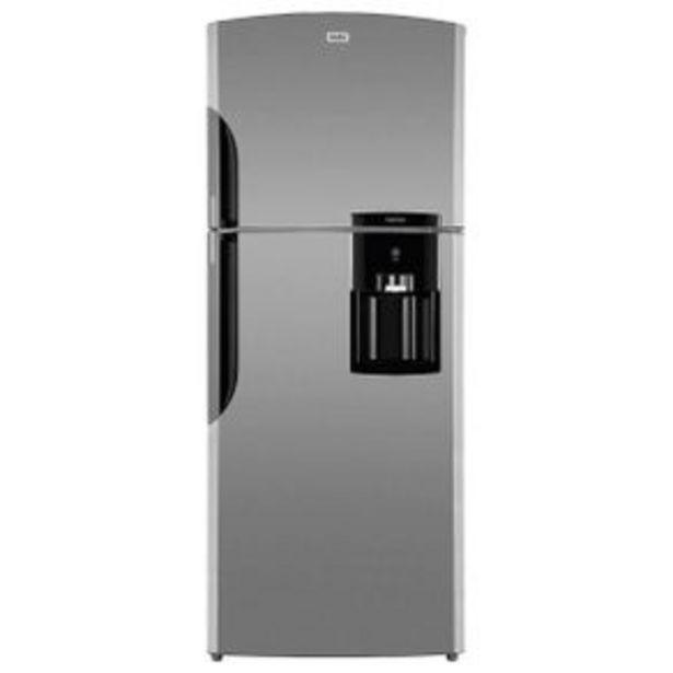 Oferta de Refrigerador Mabe Inoxidable Rms400Iamrx0 por $17999