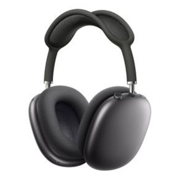 Oferta de Audífonos Bluetooth Apple Airpods Max Gris por $13014