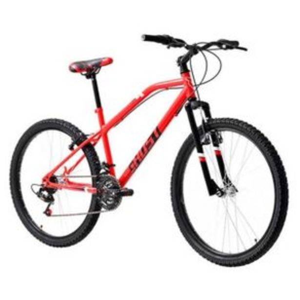 Oferta de Bicicleta Veloci Roja Ptm221552621520 por $4899