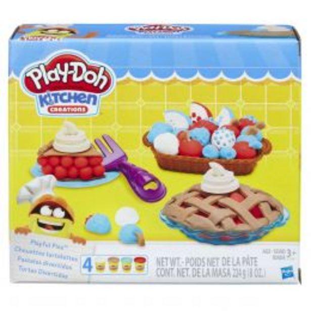 Oferta de Play Doh Pasteles Divertidos Hasbro por $104