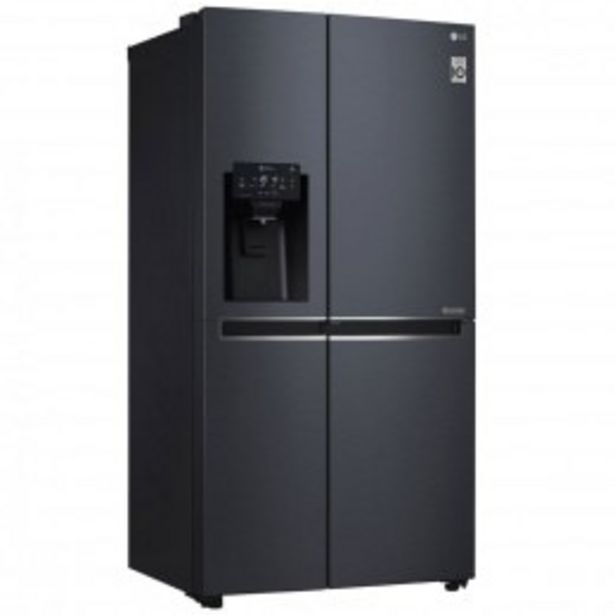 Oferta de Refrigerador Side By Side 22 Ft³ Lg por $30699