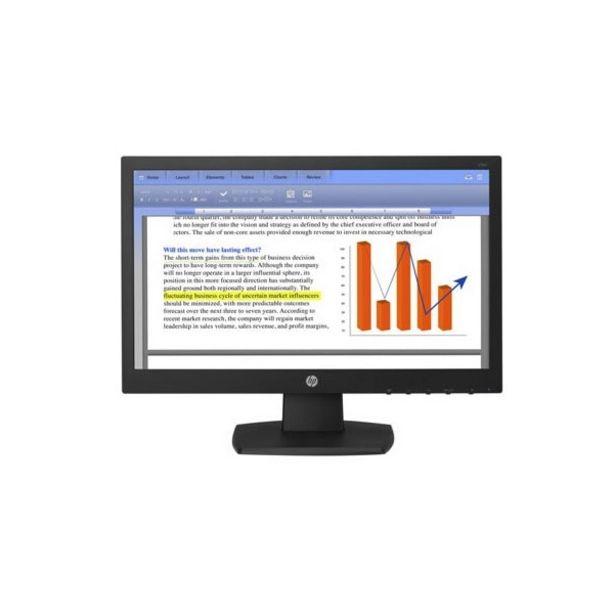 Oferta de Monitor Led Hp V194 18.5 Pulgadas 1366 X 768 Pixeles  Equipo Clase B, Reacondicionado por $999