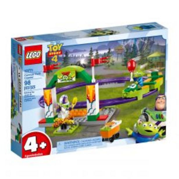 Oferta de Alegre Tren De La Feria Lego por $309