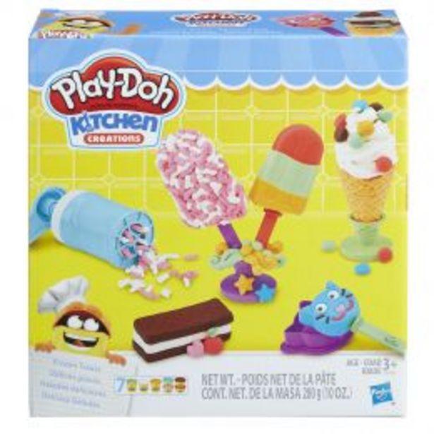 Oferta de Play Doh Helados Deliciosos Hasbro por $159