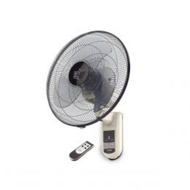 "Oferta de Ventilador De Pared 18"" Doble Oscilación por $1553"