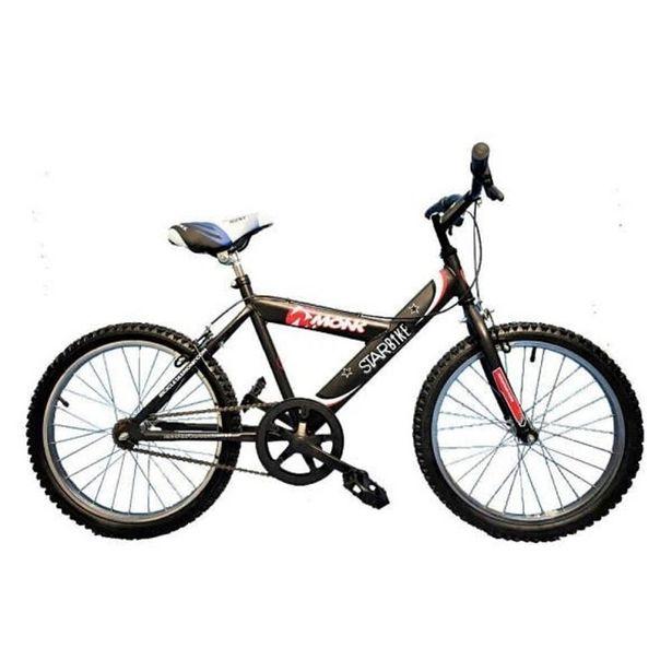 Oferta de Bicicleta R20 1Vel Negra Starbike L7       Bgb022 por $2849