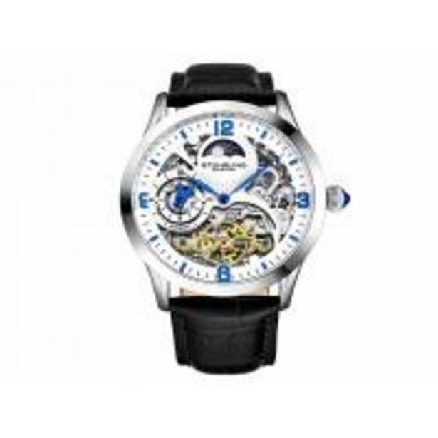 Oferta de Reloj Stã¼Hrling Modelo Legacy-Caballero, Automã¡tico, 44 Mm por $5649