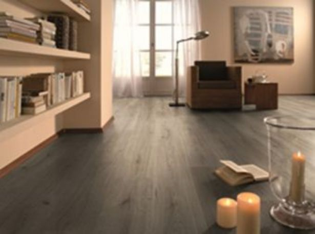 Oferta de Piso Laminado Contempo D3126 Light Gray 7Mm X Caja por $999