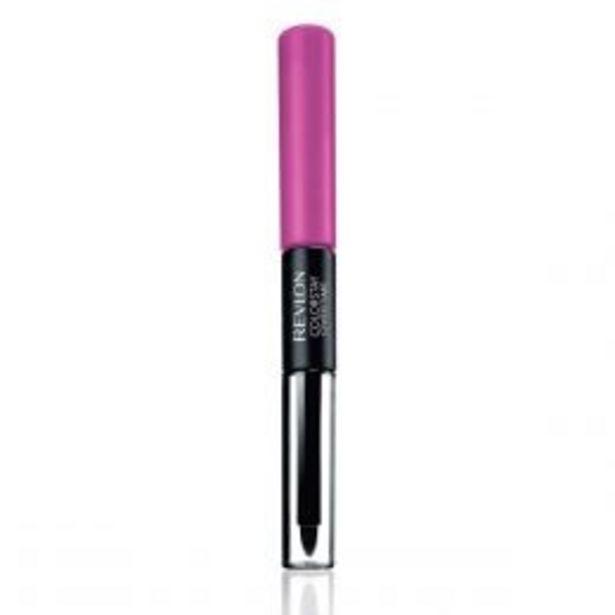Oferta de Labial Liquido Overtime Neverending Purple Revlon por $137