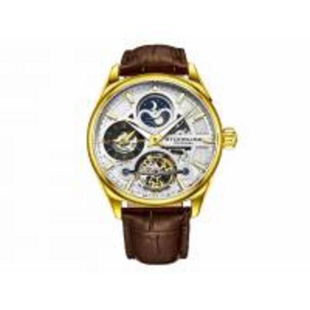 Oferta de Reloj Stã¼Hrling Modelo Legacy-Caballero, Automã¡tico, 44 Mm por $5249