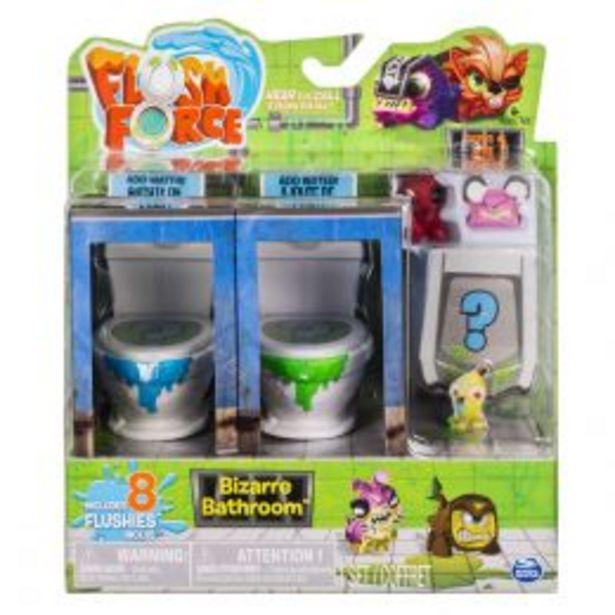 Oferta de Flush Force Baño De Niños 8 Pack Spin Master por $215