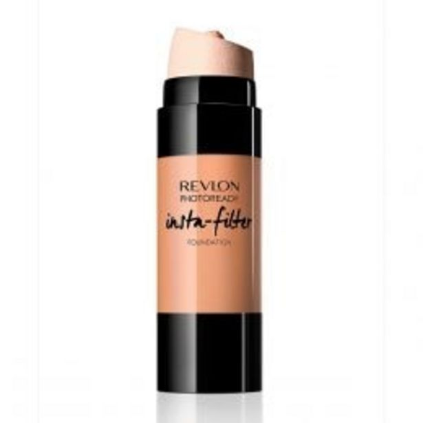 Oferta de Base De Maquillaje Photoready Insta Filter Natural Tan Revlon por $179