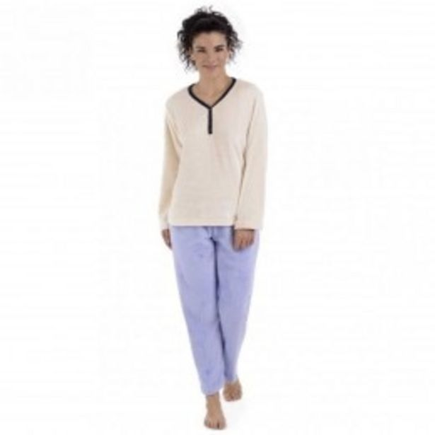Oferta de Pijama Flannel Combinada Sugar & Milk por $339