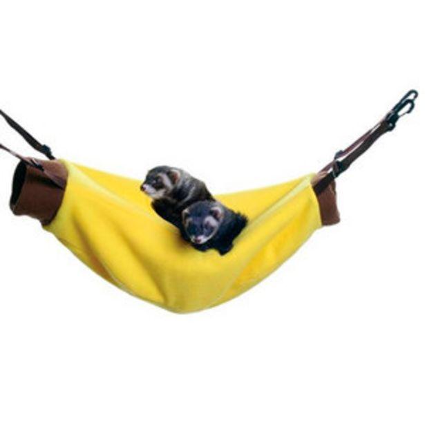 Oferta de Marshall Hamaca para Hurón con Forma de Banana por $390
