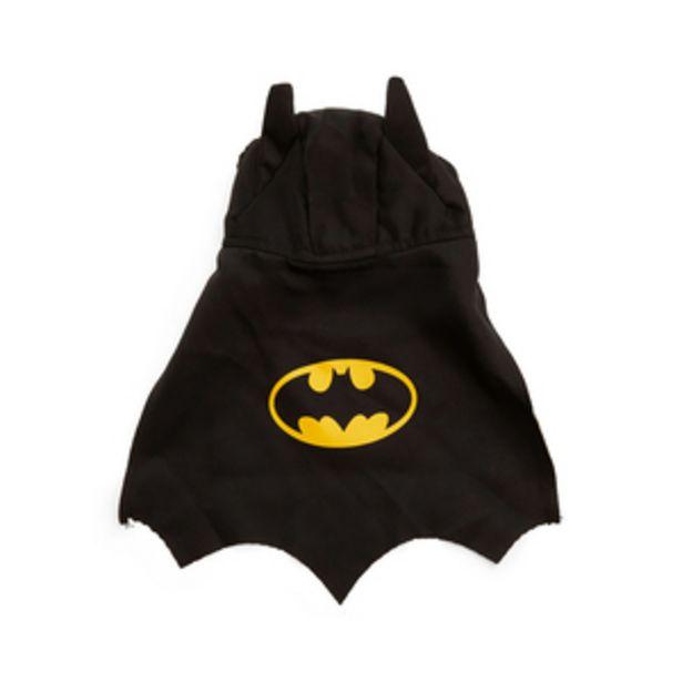Oferta de Bootique Disfraz de Batman para Pequeñas Mascotas, Unitalla por $139.3