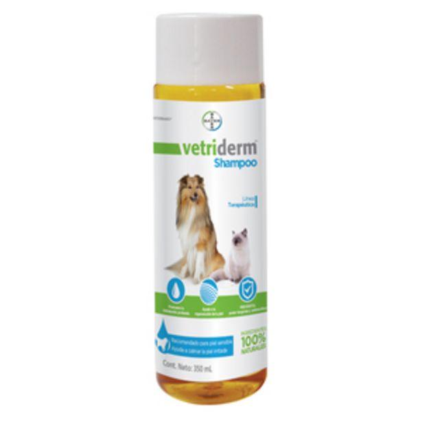 Oferta de Vetriderm Shampoo Terapéutico para Perro y Gato, 350 ml por $180