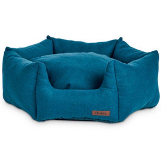 Oferta de Reddy Cama Hexagonal Elite Ortopédica Color Azul para Perro, Chico por $875