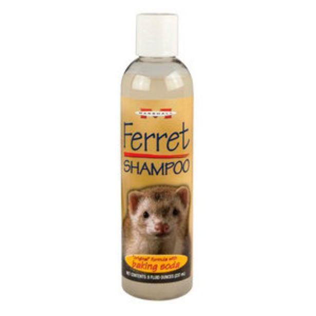 Oferta de Marshall Shampoo para Hurón con Aloe, 237 ml por $180
