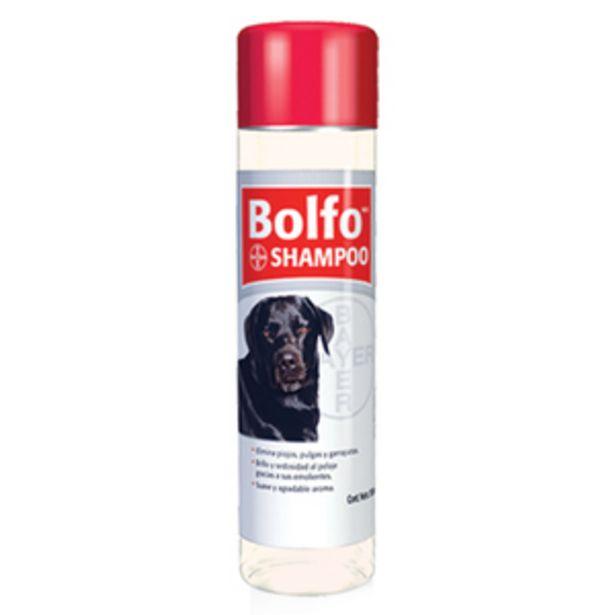 Oferta de Bolfo Shampoo Antipulgas, 350 ml por $148.4