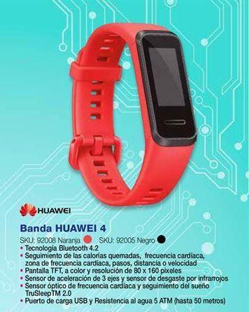 Oferta de Reloj deportivo Huawei por