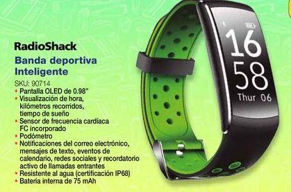 Oferta de Reloj inteligente Radioshack por