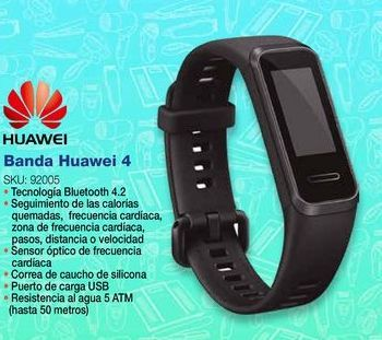 Oferta de Reloj inteligente Huawei por