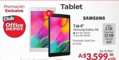 Oferta de Tablet Android Samsung por $3599