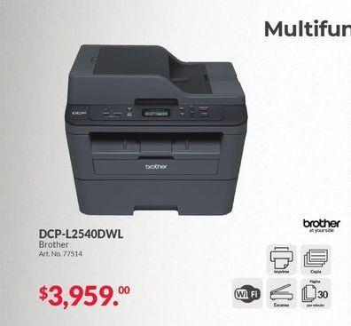 Oferta de Impresoras Brother por $3959