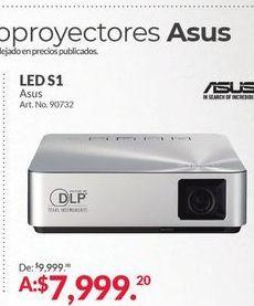 Oferta de Proyectores Asus por $7999.2