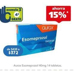 Oferta de Medicamentos AURAX por
