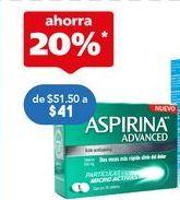 Oferta de Medicamentos Aspirina por $41