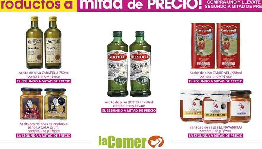 Oferta de Aceite de oliva por