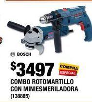 Oferta de Taladro Bosch por $3497