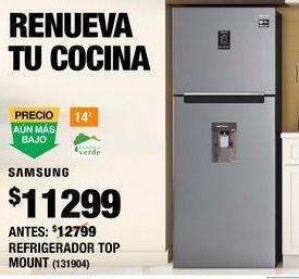 Oferta de Refrigerador Samsung por $11299