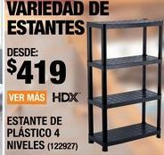 Oferta de Estantes HDX por $419