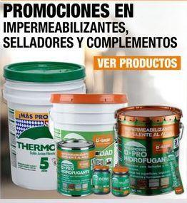 Oferta de Impermeabilizante Thermotek por