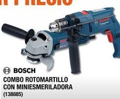 Oferta de Taladro Bosch por