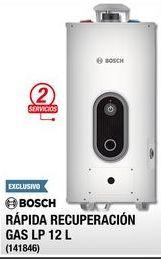 Oferta de Calentador de  agua Bosch 12 L por