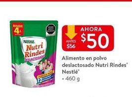 Oferta de Leche en polvo Nutri Rindes por $50