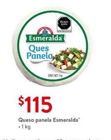 Oferta de Queso panela Esmeralda por $115