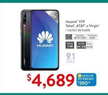 Oferta de Celulares Huawei por $4689
