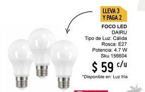 Oferta de Foco led Dell por