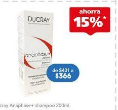 Oferta de Shampoo anticaída por $366