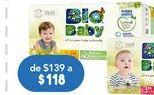 Oferta de Pañales Bio Baby por $118