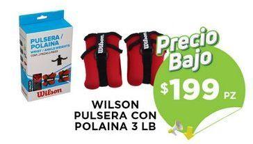 Oferta de Pulseras Wilson por $199