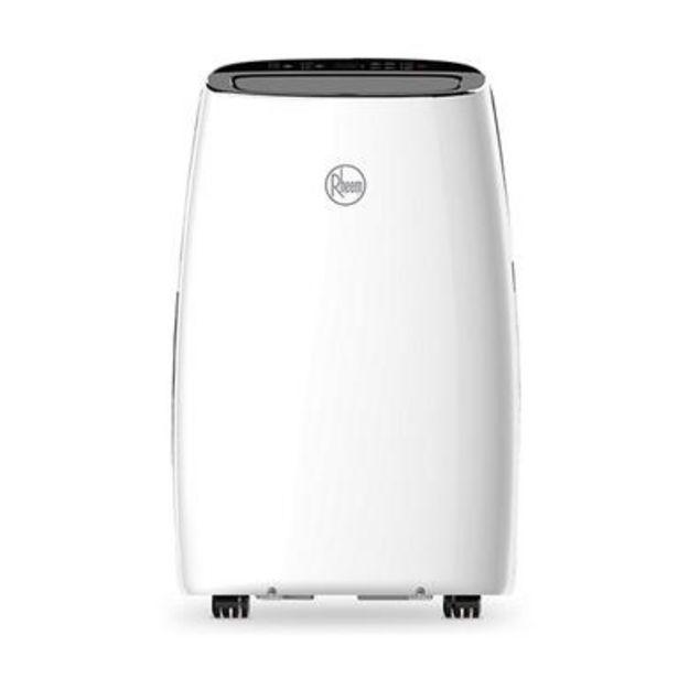 Oferta de Aire acondicionado portátil multifuncional blanco 110V por $8