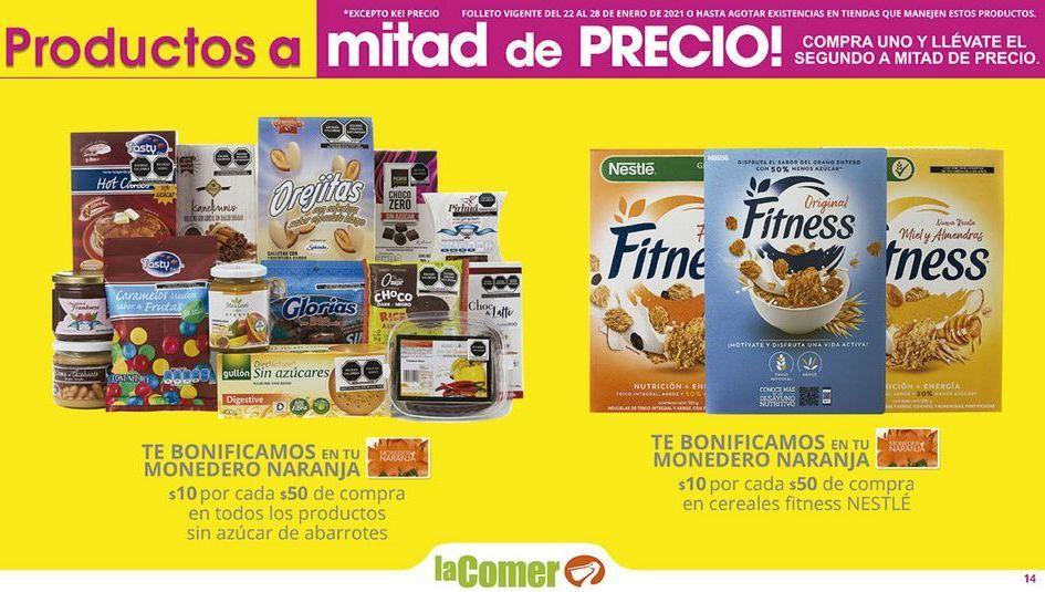 Oferta de Cereales por