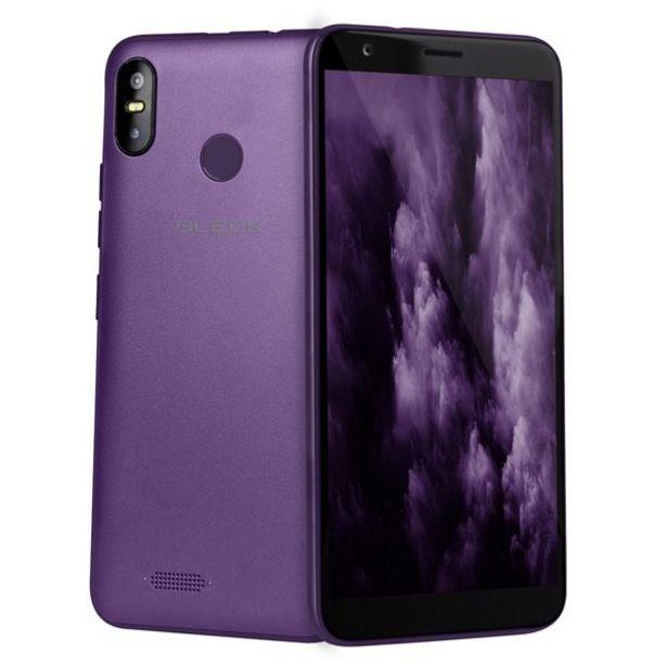Oferta de Smartphone Bleck be dg 5.5″ Purpura por $2599